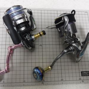 【ダイワ イグジスト LT4000-Cとシマノ 18ステラ4000PGの使用感の比較について(インプレ)】
