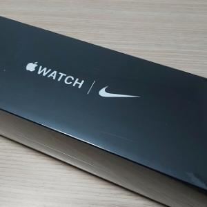 カッとなって買った。後悔はしていない(AppleWatch Series5 Nikeモデル)