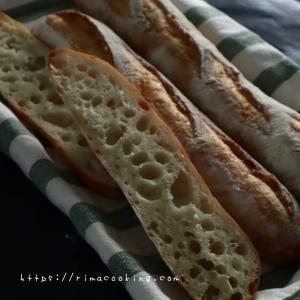 【レシピ】フライパンでシュガーバターラスクとパンと格闘中⁉
