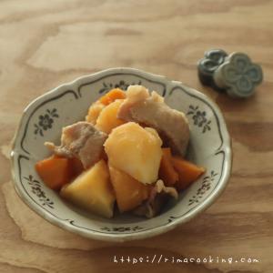 【レシピ】残った豚肉とじゃが芋のサッと煮と息子の一言