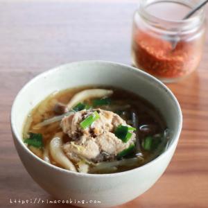 【レシピ】鯖缶のお味噌汁と揚げないから揚げを作るときは・・・