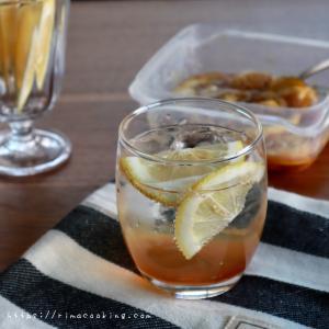 【レシピ】万能!簡単!レモンシロップと久しぶりの・・