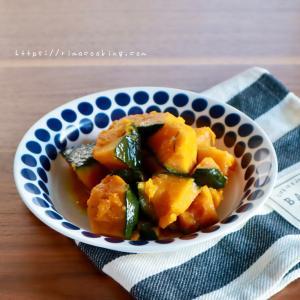 【レシピ】レンジで簡単!南瓜のカレーバター