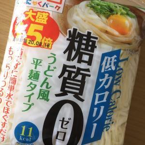 ダイエットの味方、こんにゃく麺を食べてみた。