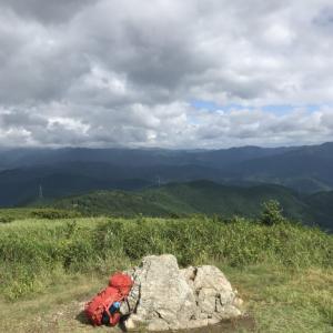 生石ヶ峰/関西百名山〔ルート〕小川八幡神社~|関西登山記