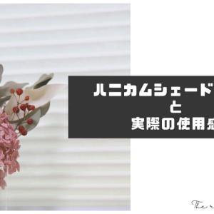 【一条工務店】ハニカムシェードの種類と実際の使用感について紹介!