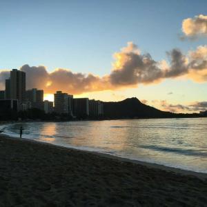 古希祝い ハワイ行って来ました