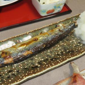 秋刀魚で呑みませんか?