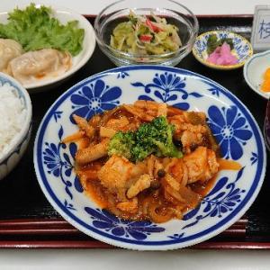 【検食】鶏肉のトマトソース煮🐔