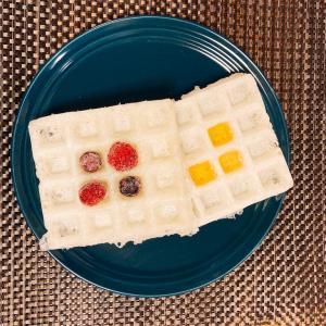 余ったお餅で【モッフル】を作る!ビタントニオのワッフルメーカー☆彡