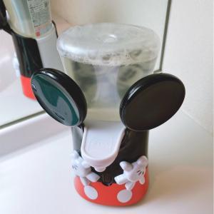 薬用ミューズのノータッチハンドソープは限定ミッキーデザイン