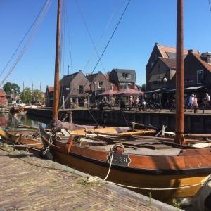 夏のサイクリング&ボートの旅 〜Spakenburg〜