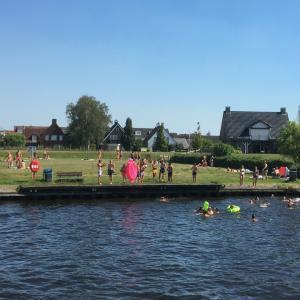 夏のサイクリング&ボートの旅② 〜Spakenburg〜