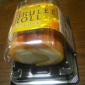 「ブリュレロール(プレシア)」ハチミツの部分も美味しかった