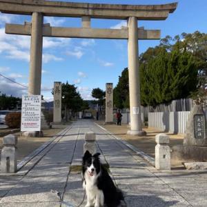 大石神社さん♪