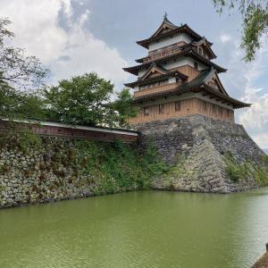 【続日本100名城】長野県)高島城 〜諏訪の浮城〜