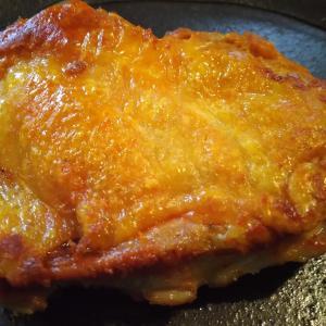 皮パリパリ鶏もも肉の揚げ焼き 02 手順改良版