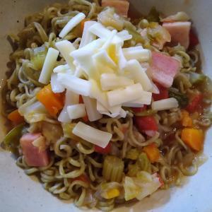 脂肪燃焼スープ麺