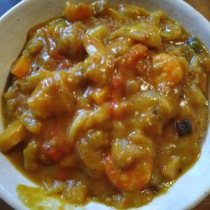野菜シーフードカレー