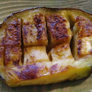 杉谷なすびのステーキ