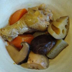 手羽元と根菜の筑前煮