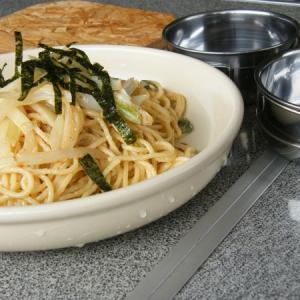 明太マヨネーズで作ろう!青じその和風醤油めんたいスパゲティ!【まじ簡単!】