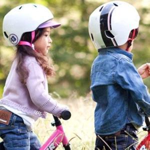 目からウロコ!?ランニングバイクや子供向け自転車用ヘルメットの選び方!【ヘルメット着用努力義務施行】