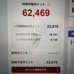 お買い物マラソンで早くも1万円のボーナス獲得が確定!九州の大雨被害の支援のお願い致します。