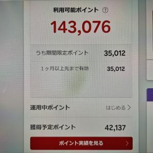 楽天市場の今年の買い物が終了!来月も4万円超のポイント獲得予定!