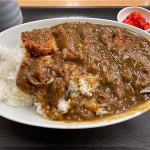 お肉屋キッチン カツカレー