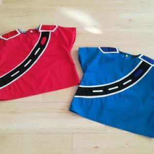【子ども服】キラメイジャーの服の作り方(普段着にいかが)
