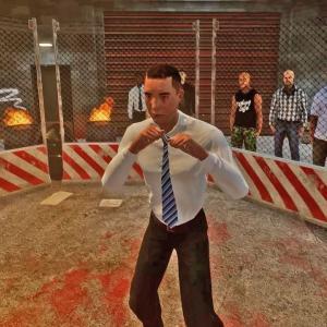 【Metro Sim Hustle #4】地下鉄運転手が治安最悪の街でサバイバル生活!地下闘技場で副業してみた【アフロマスク】