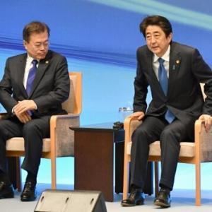 アメリカ!日本支持を鮮明に 日韓紛争について