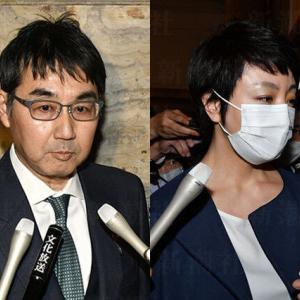 2人同時失職へ!『河井夫妻「議員辞職」に安倍首相がやきもきの訳』