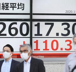 『日経平均、2万6000円回復で始まる=91年6月以来』