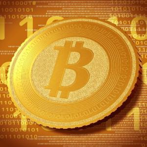ビットコインが2万2000ドル突破-一段高の観測も