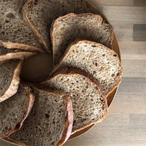 ●雑穀食パンとカツサンド