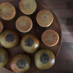 ●砂糖0でも甘い米麹の発酵餡