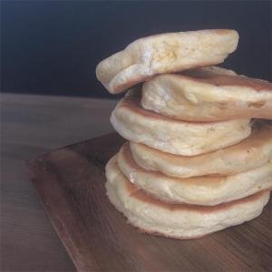 ●酵母スフレパンケーキ*レシピ