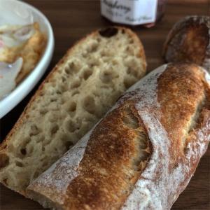 ●ビール酵母でパンを焼く*レシピ