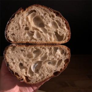 ●粉だけ変えて2種のパン