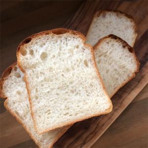 ●加水90〜95%口溶け食パン