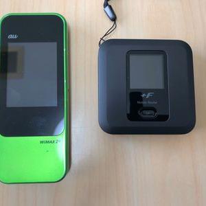 モバイルWIFI「WiMAX2+」から「NEXTmobile」へ乗り換え!