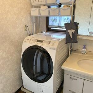 パナソニックドラム式洗濯機NA-VX800BLは今年購入一番の満足度!