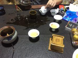 中国茶のススメ 中国茶仕入れ記