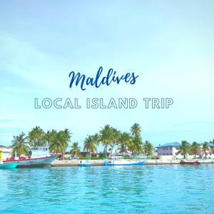 【バーチャル旅行】5分間のモルディブ・ローカル島ツアー