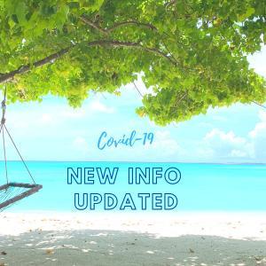 【モルディブ・コロナ最新情報】どの島に感染者がいるのか確認できるように!