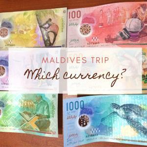 【モルディブ旅行準備】お金は両替すべき?お金の準備で知りたい4つのポイント