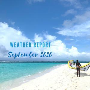 【モルディブ天気】2020年9月のお天気レポート