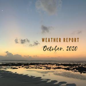 【モルディブ天気】2020年10月のお天気レポート